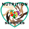 Nutrition Services heart image