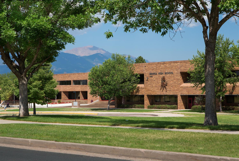 Sierra High School / Homepage